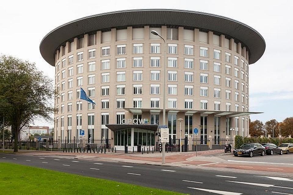 ВСоединенном Королевстве Великобритании  утверждают , что РФ  иСирия блокируют работу ОЗХО вДуме