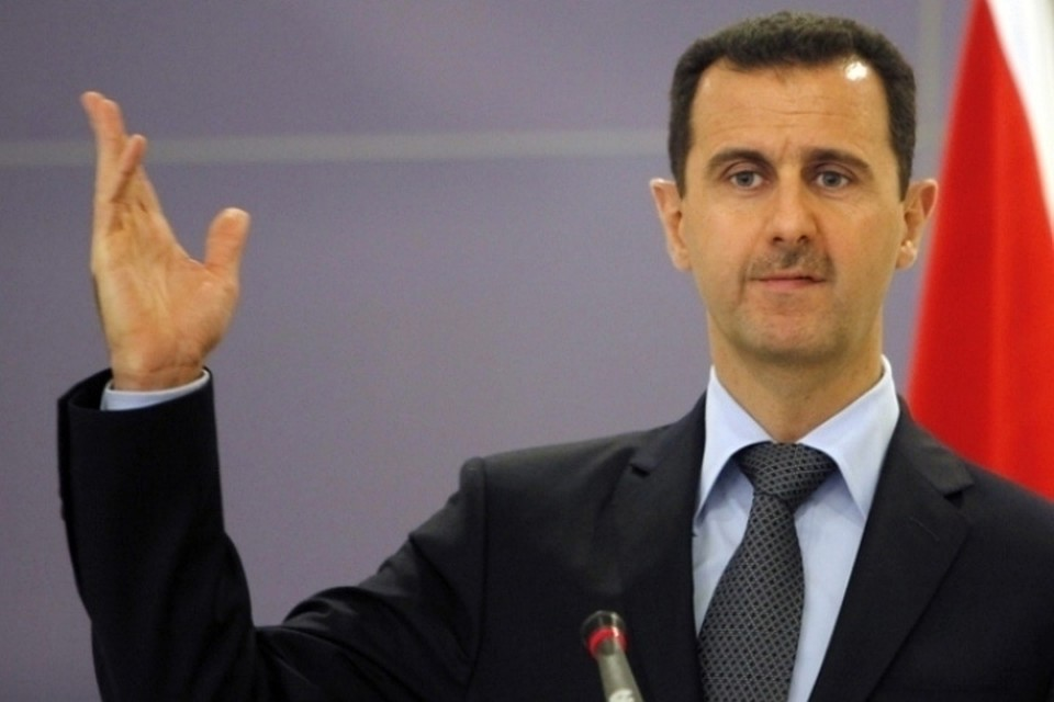 Франция желает  отобрать уБашара Асада орден Почетного легиона