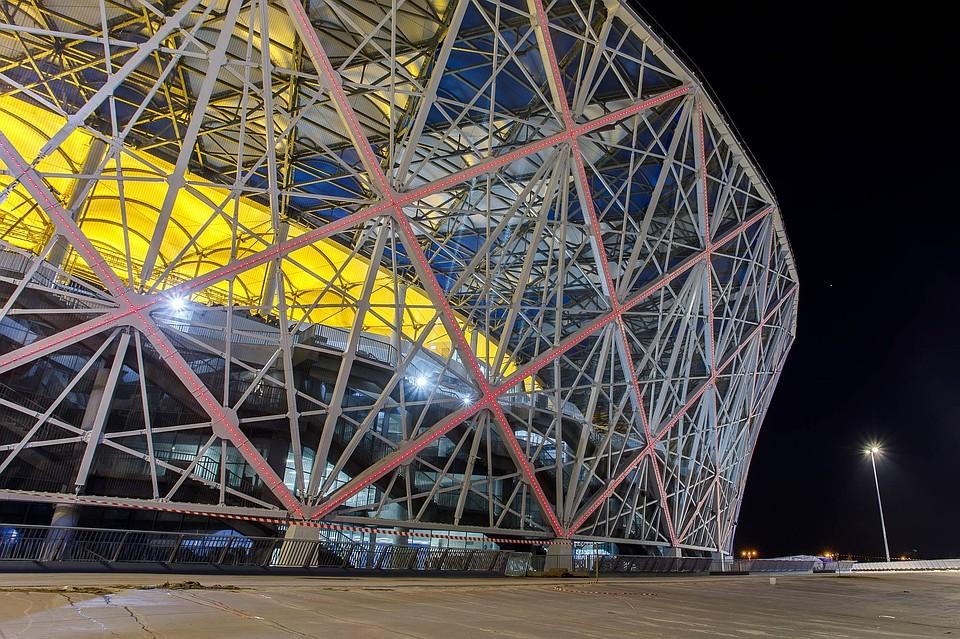18апреля вВолгограде откроется билетный центр FIFA