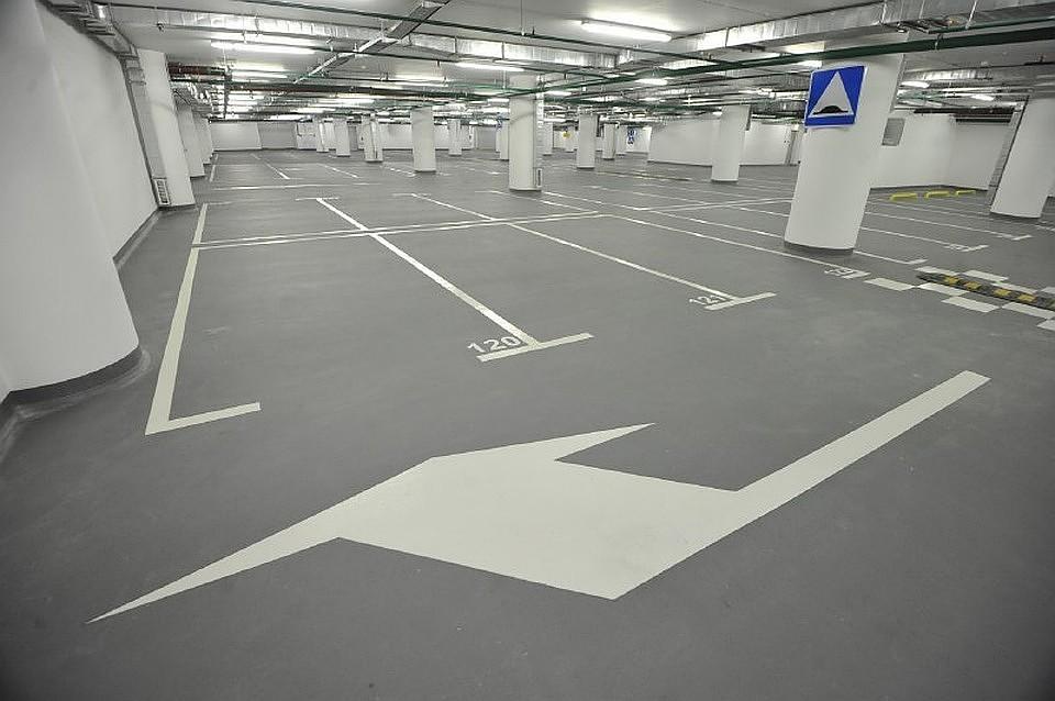 Подземный паркинг наТатищева откроется послеЧМ