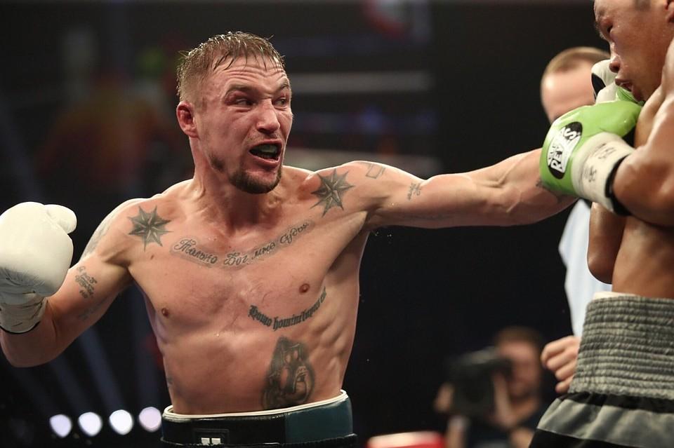 Житель россии Маликов не смог стать обязательным претендентом натитул чемпиона мира WBA