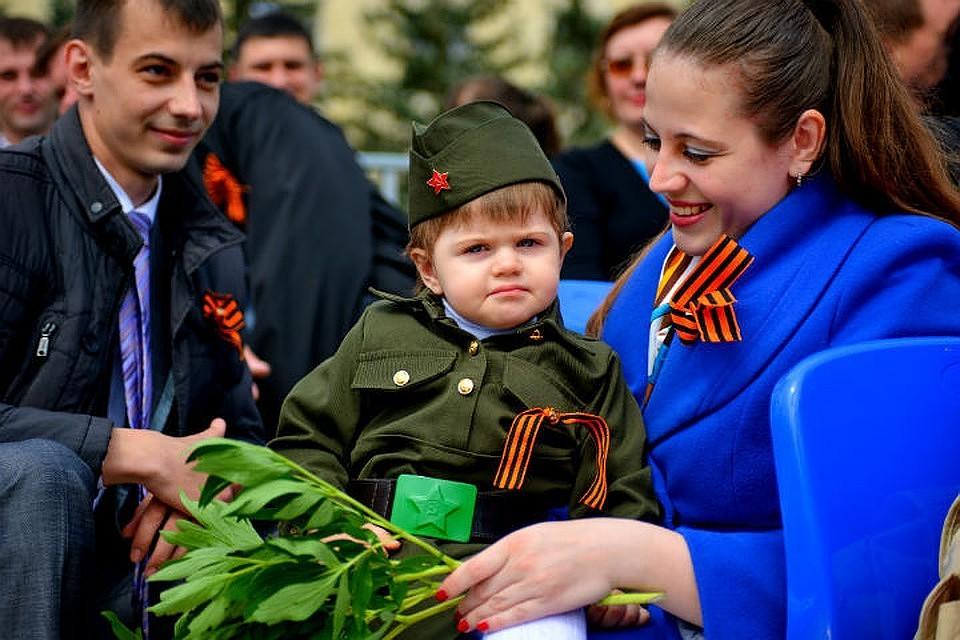 ВРязанской области раздадут неменее 100 тыс. георгиевских ленточек