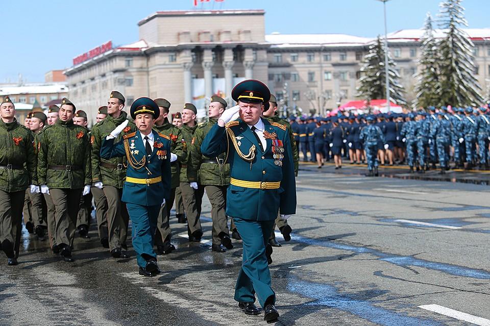 ВБрянской области 9мая состоятся праздничные мероприятия «Весна! Победа! Будущее! Жизнь!»