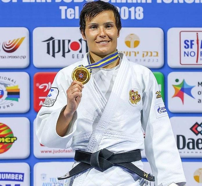 Ирина Долгова выиграла начемпионате Европы