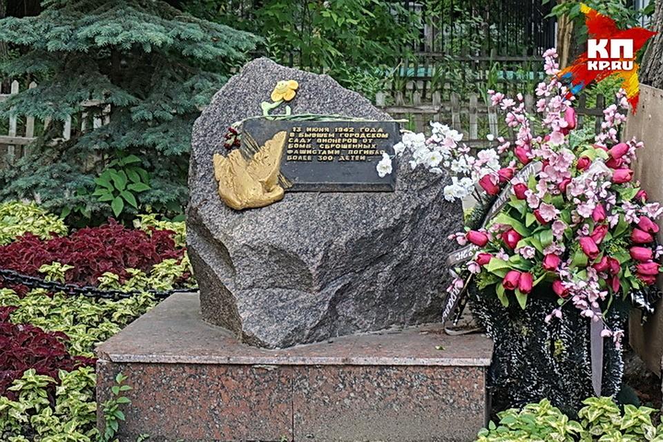 Воронежцам бесплатно покажут фильм о германской бомбардировке, погубившей 300 детей