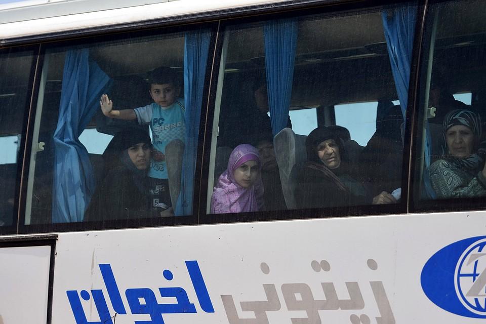 Боевики отпустили больше 40 заложников впровинции Идлиб