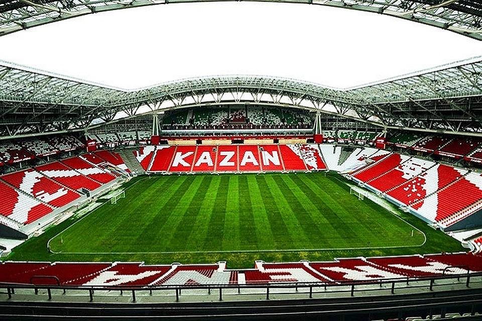 ВКазани вдень матча «Рубин»— «Уфа» изменят схему движения городского автомобильного транспорта