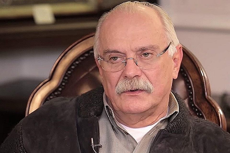 Михалков предложил телезрителям самим отыскать причины снятия его программы сэфира
