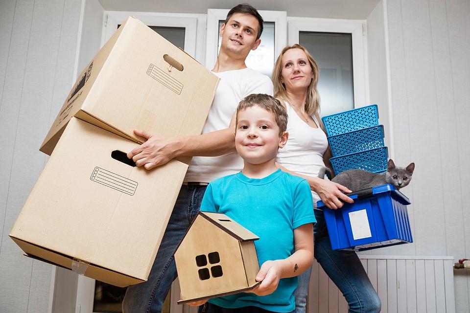 Минфин уточнил правила льготной ипотеки для семей, родивших второго ребенка