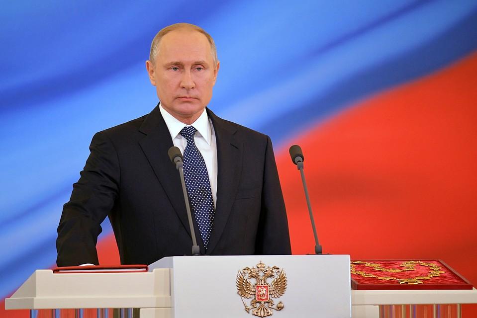 Долина шокировала безвкусицей наинаугурации В.Путина