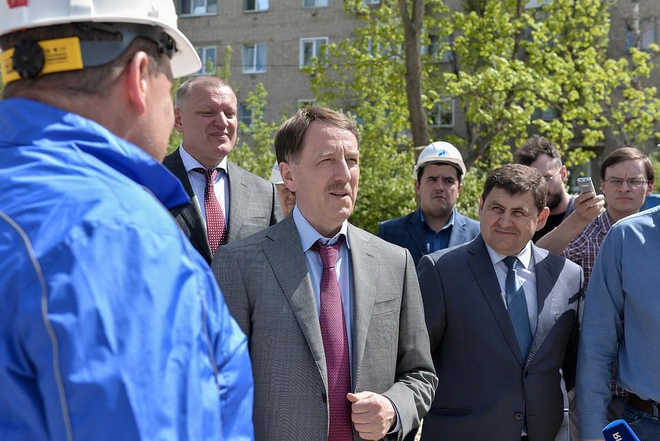 Д. Медведев предложил кандидатуру Алексея Гордеева напост вице-премьера руководства РФ
