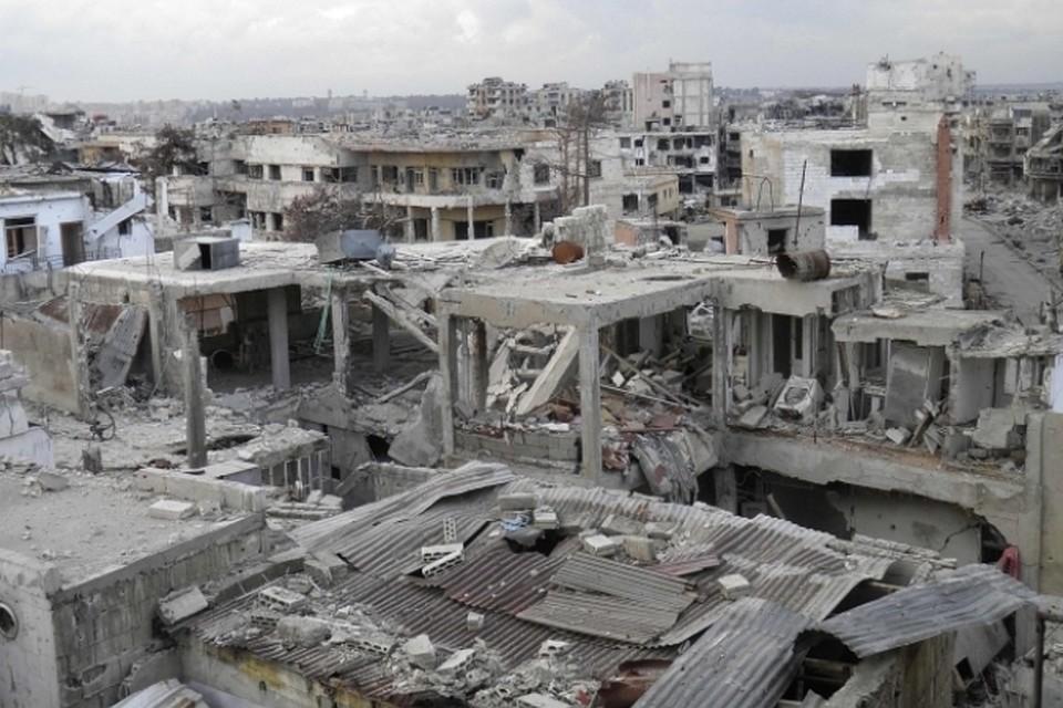 СМИ проинформировали обударе коалиции США попозициям армии Сирии