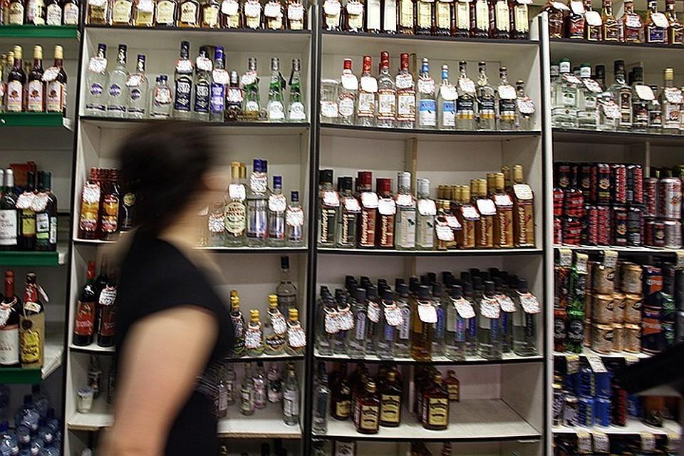 Производство водки вгосударстве Украина навсе 100% остановят