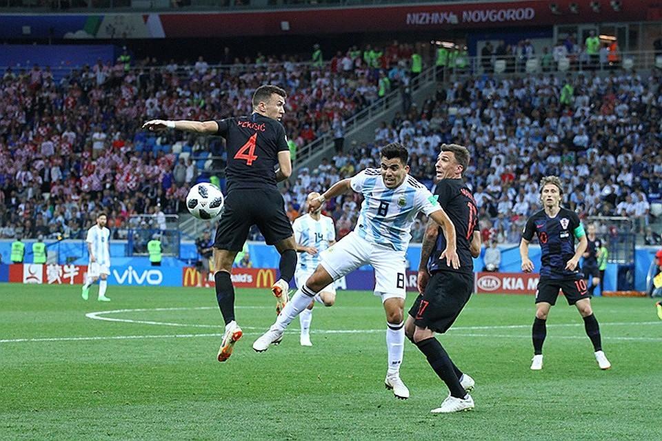 Футболисты сборной Аргентины потребовали сократить тренера— Футбол 2018