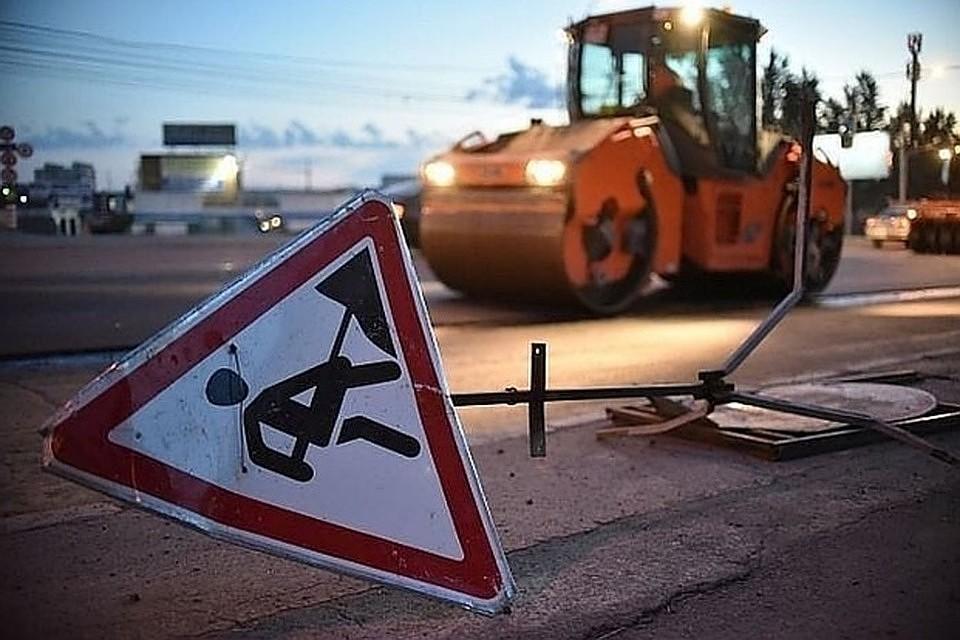 Cпонедельника наВыборгском шоссе ограничат движение