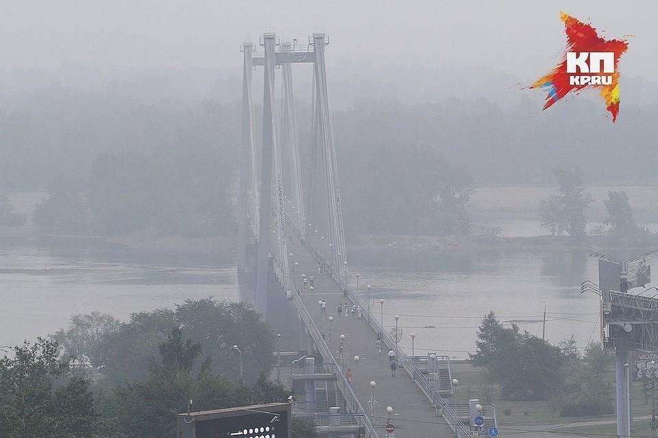 Бурятия возглавила список регионов ссамым грязным воздухом