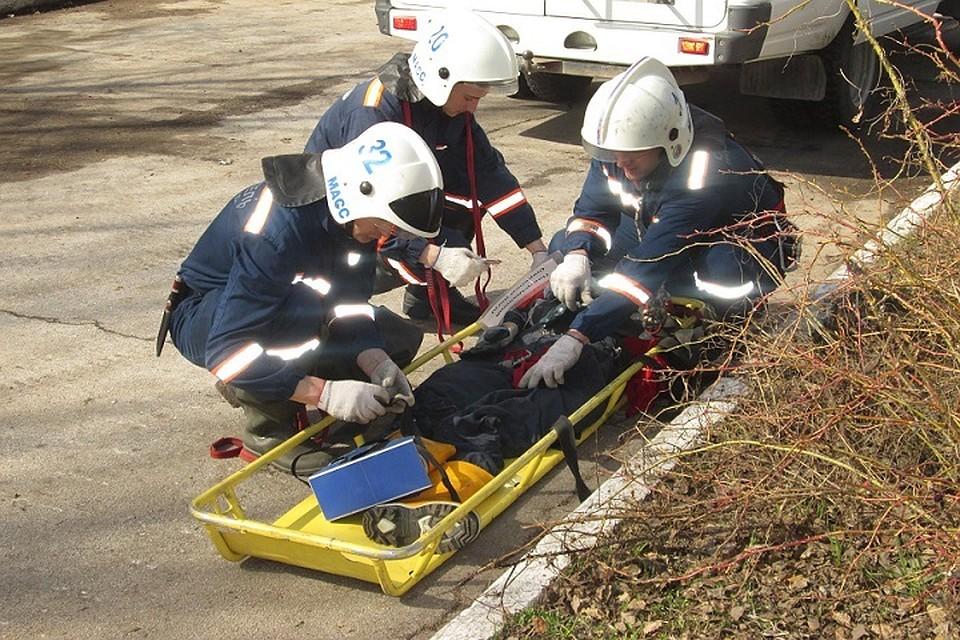 Спасатели предотвратили смерть мужчины