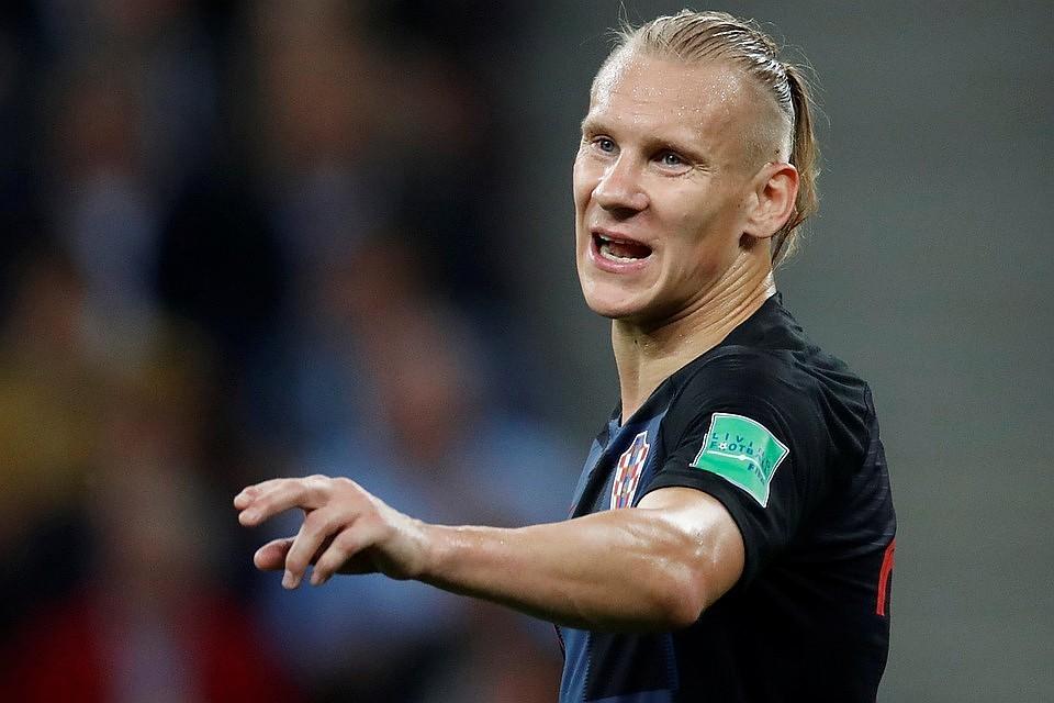 Хорватский футболист Домагой Вида извинился перед россиянами засвои слова