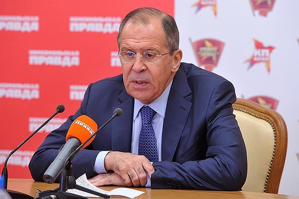 Лавров поделился какой результат  переговоров вХельсинки будет удачным