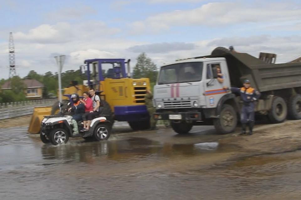 Наводнение вЗабайкалье: МЧС рапортует об«устойчивой стабилизации»