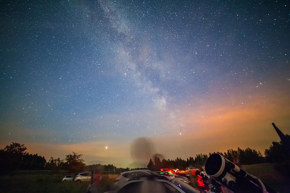 Сеанс «Великое противоборство иглубокое затмение под небом планетария» проведут для калужан