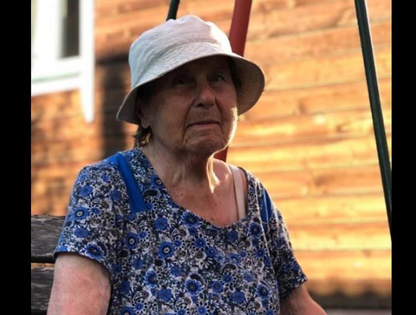 ВУфе ищут 92-летнюю Марию Антипину, страдающую утратой памяти— Пропала бабушка
