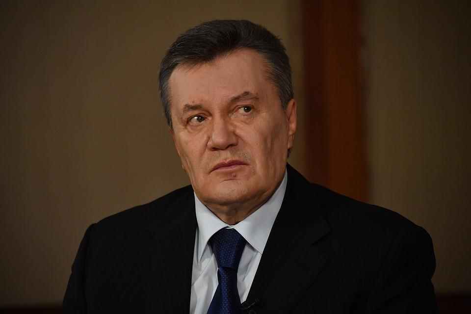 Суд столицы Украины просят назначить государственного защитника Януковичу
