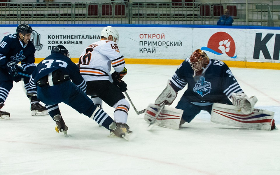 «Амур» уступил в 2-х выставочных матчах воВладивостоке