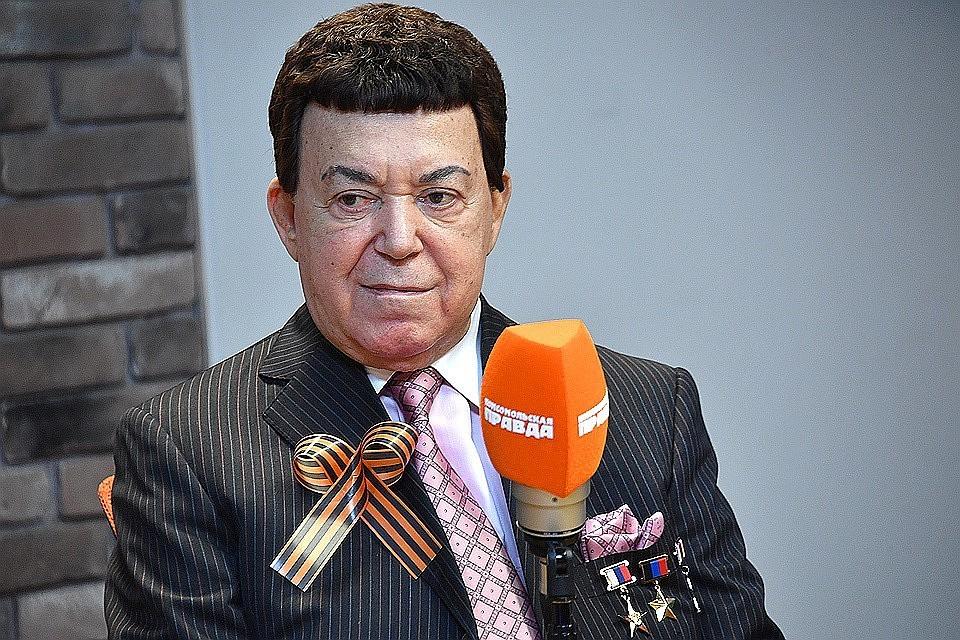 Лещенко поведал о самочувствии Кобзона