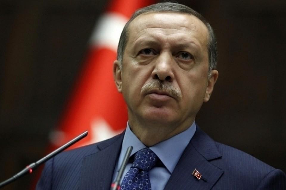 Эрдоган заявил оботказе Турции отпоставок электроники изСША