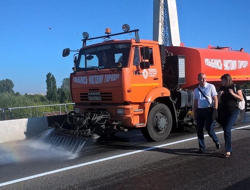 Яблоновский мост вКраснодаре откроют нанеделю ранее