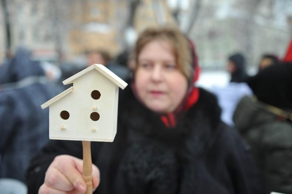ВКировской области строится 30 домов для переселенцев изаварийного жилья