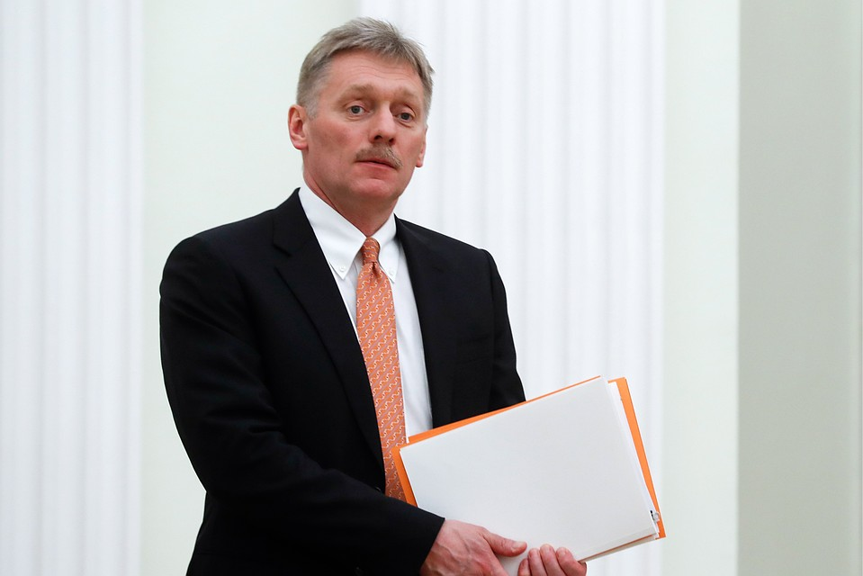 Песков прокомментировал слова Болтона об«увязшей» вСирии Российской Федерации