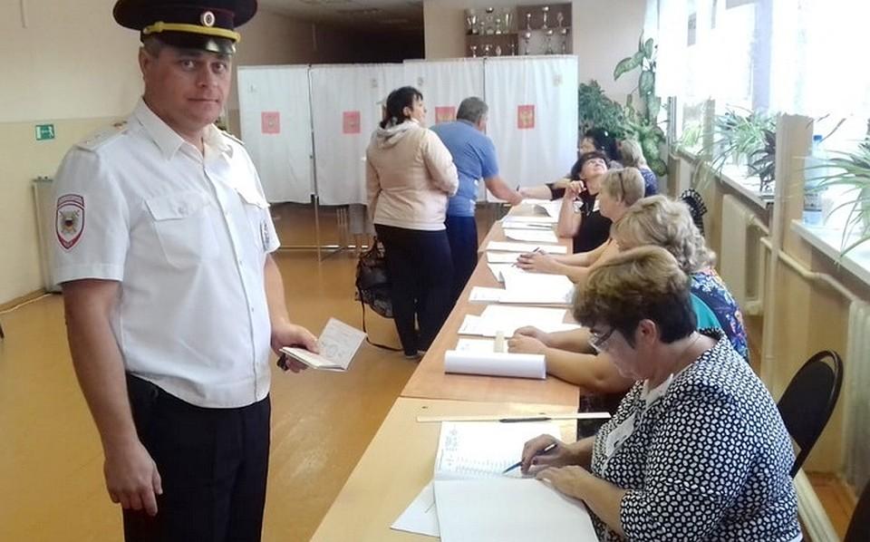Сегодня вРостове проходят выборы депутатов Законодательного собрания