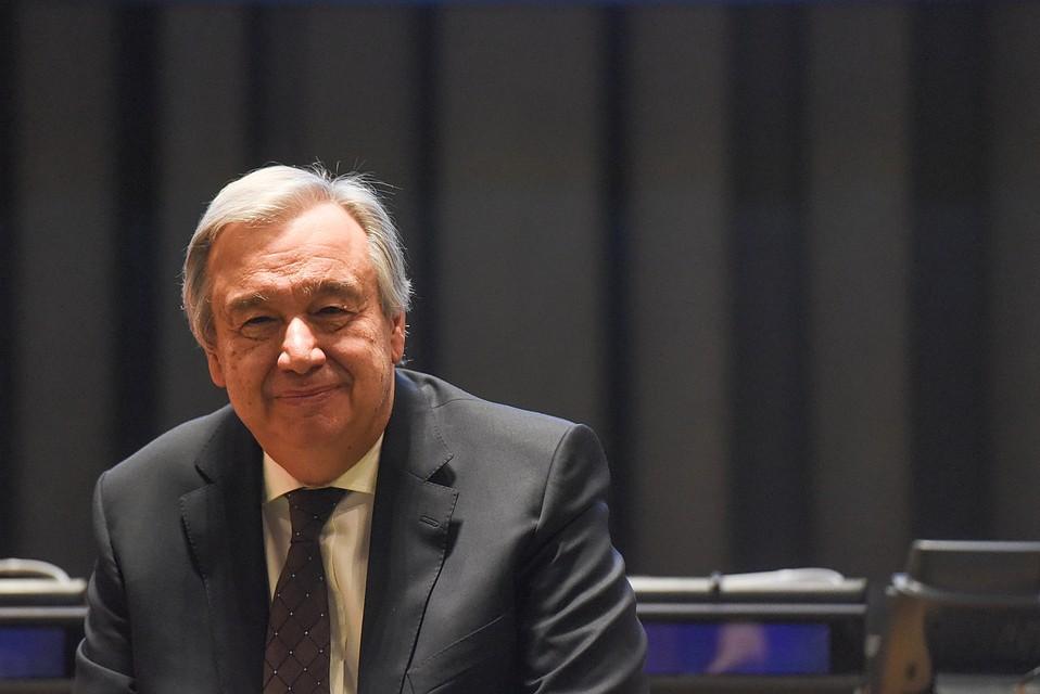 США утрачивают статус мирового лидера— генеральный секретарь ООН