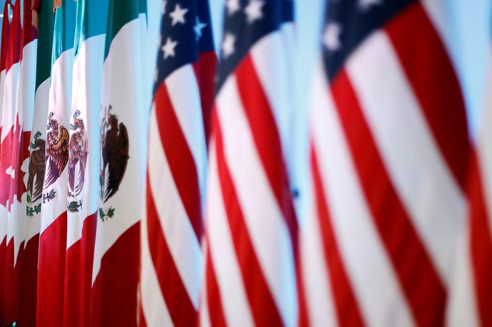 Канада присоединилась кторговому соглашению США иМексики