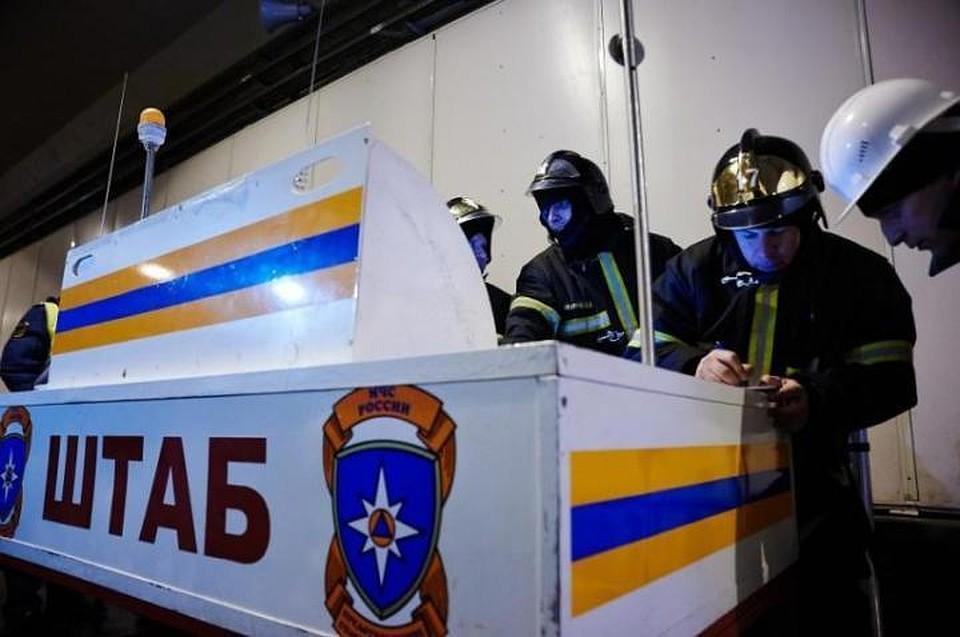 Для чиновников Ямала организовали тренировки погражданской обороне