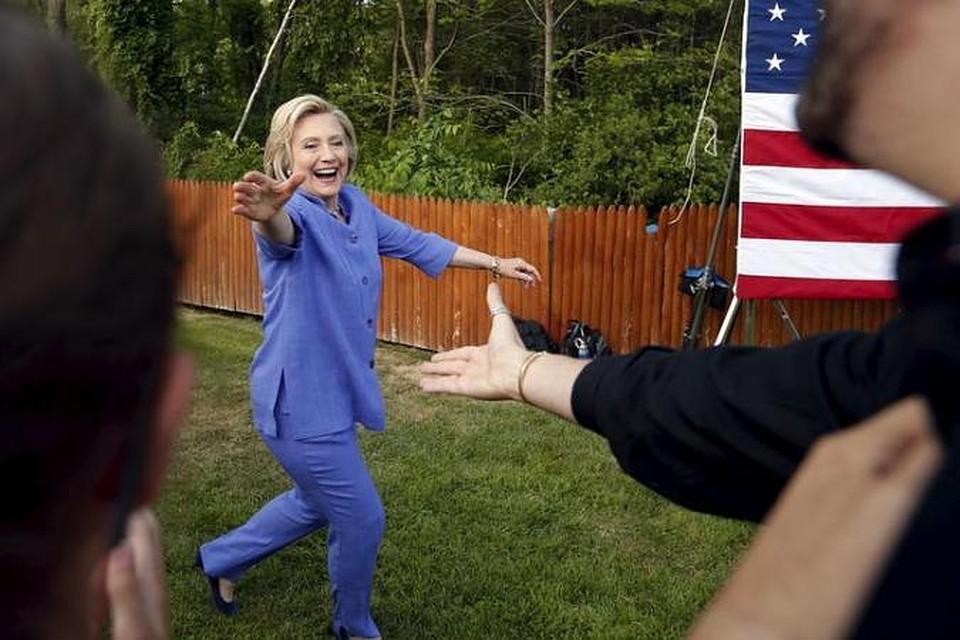 Сама попросила. Хиллари Клинтон закрыли доступ ксекретным данным