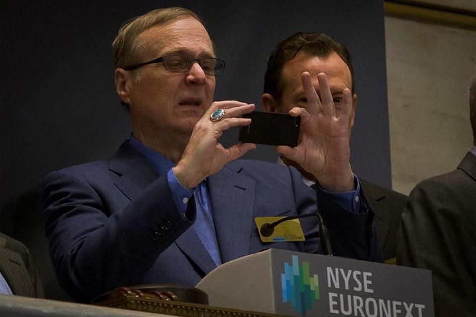 Пол Аллен: Отрака скончался один из основоположников Microsoft