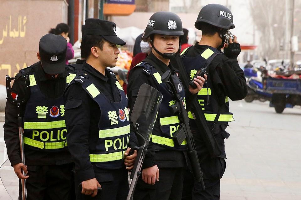 Как минимум 14 детей пострадали при нападении надетский парк в КНР