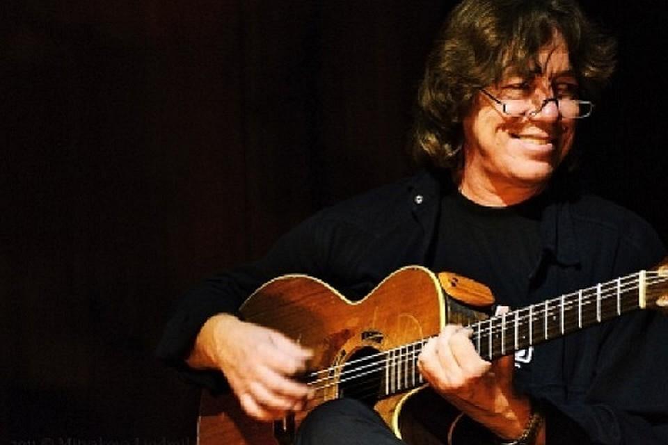 Скончался известный русский гитарист и автор