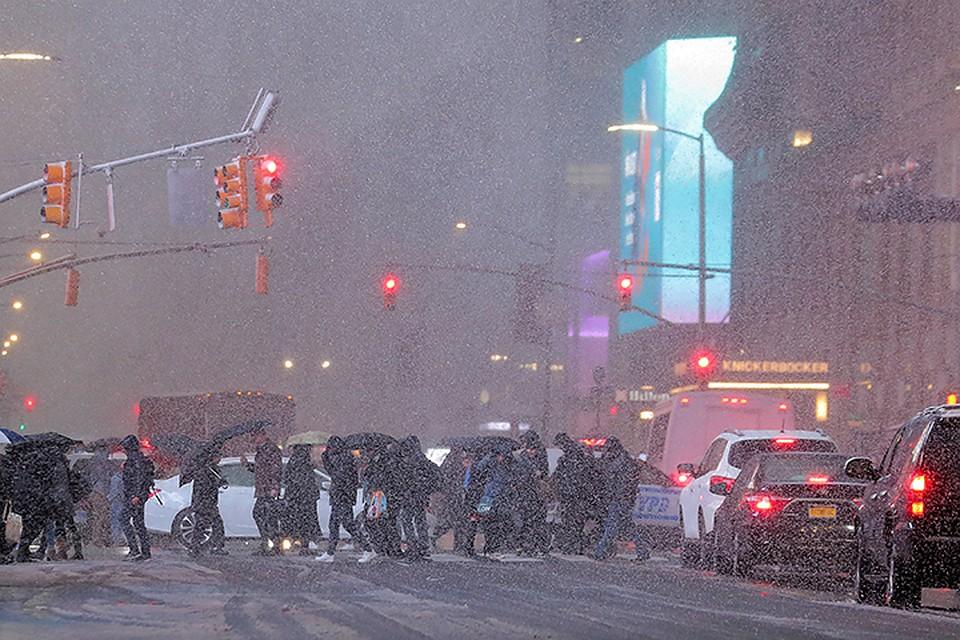 Эксперты по энергетике опять заговорили, что нынешнюю зиму, как и прошлую, США не смогут пережить без топлива из России