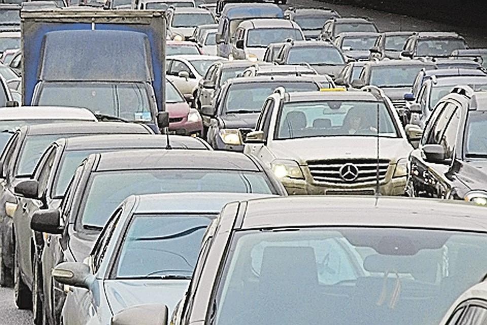 В РФ готовятся кзапуску платных перекрёстков