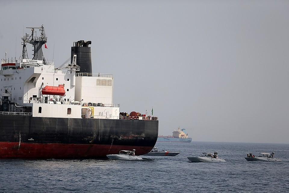 США продолжат подвергать анализу ситуацию вОманском заливе— Белый дом