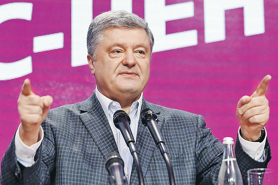 Намашине Порошенко напал боевик полка «Азов», получивший гражданство отЗеленского