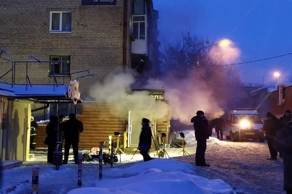 Коммунальные службы Перми рассказали отехпроблемах дома схостелом вподвале