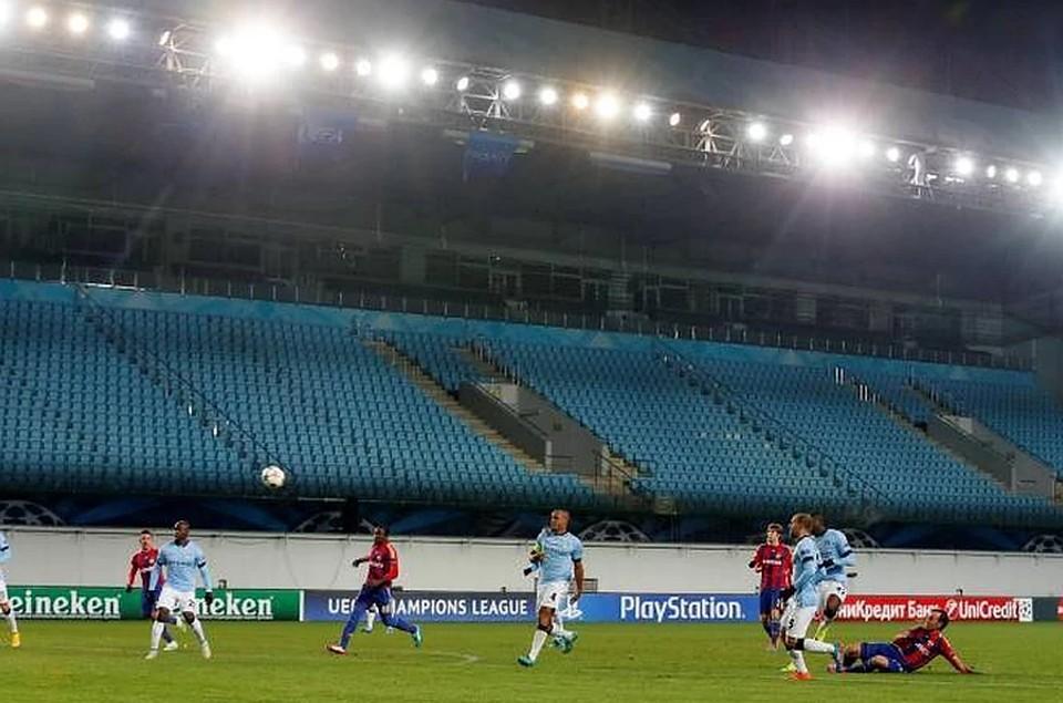 «Манчестер Сити» отстранен отеврокубков надва сезона