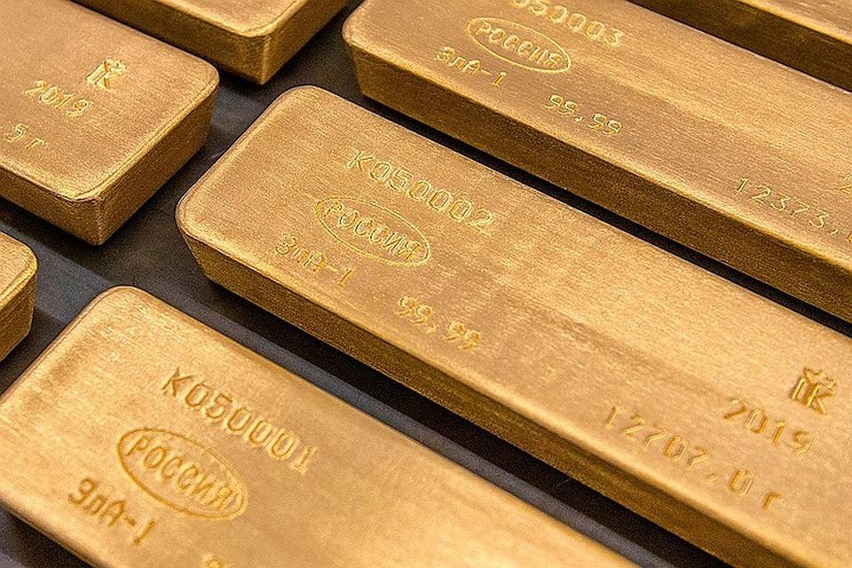 Стало известно обострой нехватке золота вСША