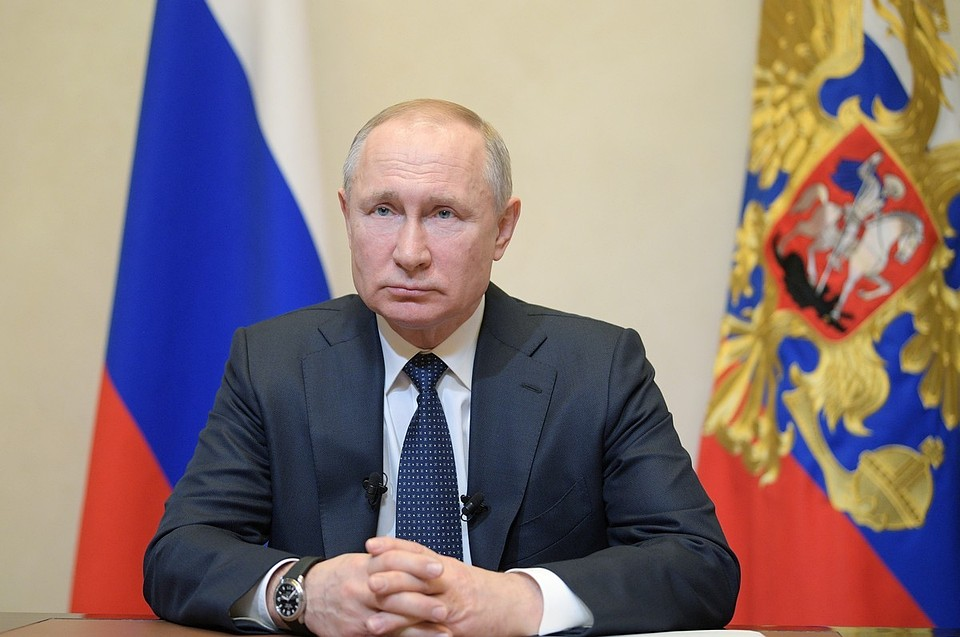 Путин обсудил наСовбезе ситуацию награнице Армении иАзербайджана