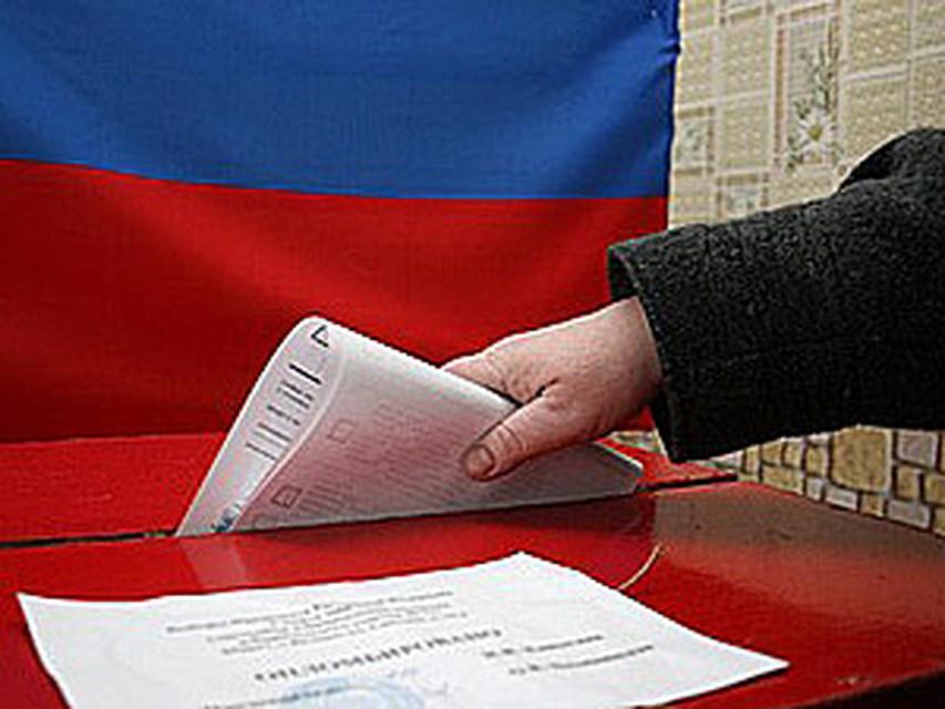 Единороссы уверенно победили на выборах в абдулино